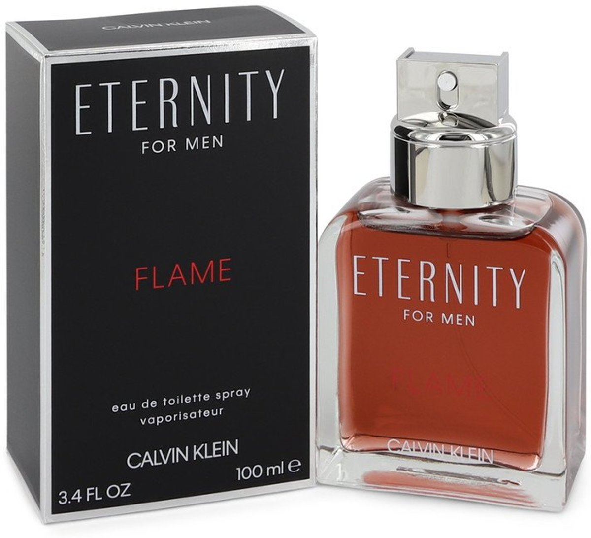 Calvin Klein Eternity Flame eau de toilette spray 100 ml