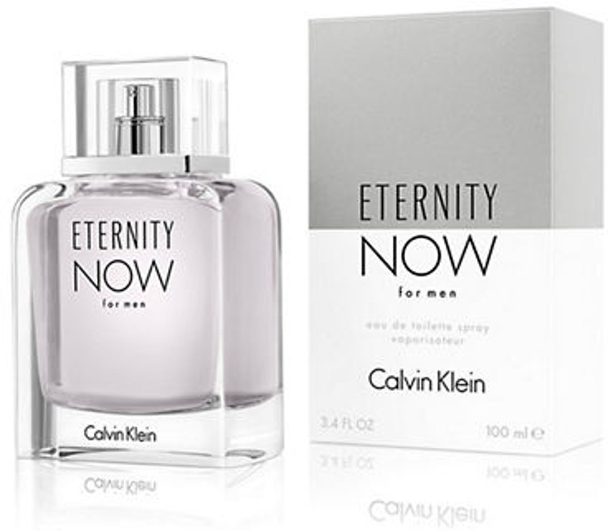 Calvin Klein Eternity Now Men Edt Spray 50 ml