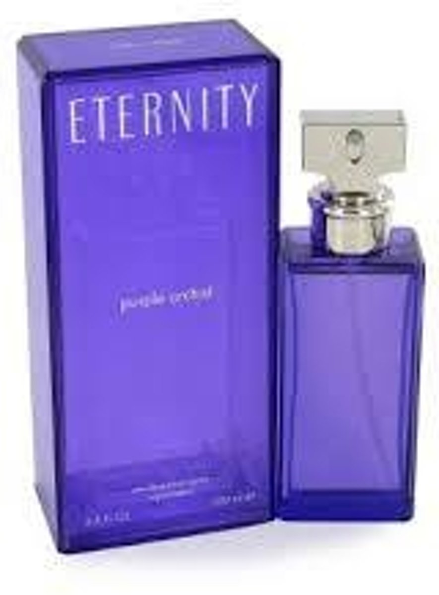 Calvin Klein Eternity Purple Orchid -  100 ml - Eau de parfum