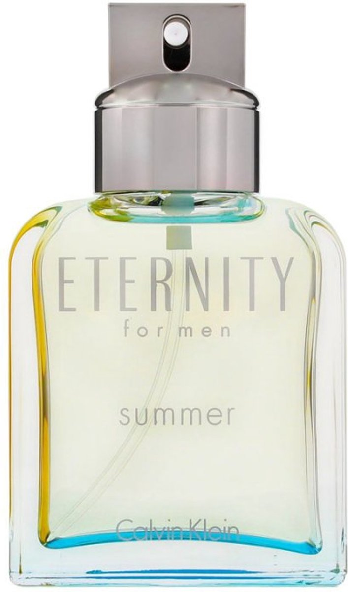 Calvin Klein Eternity Summer Men - 100 ml - Eau de Toilette