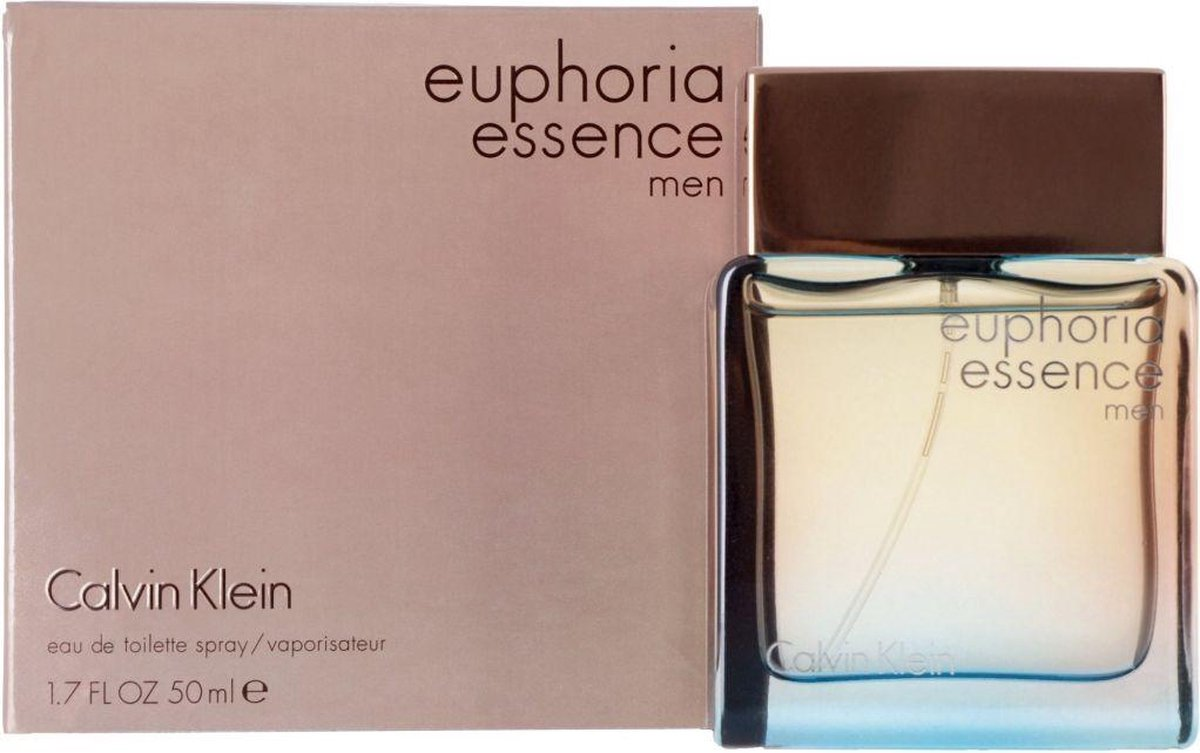 Calvin Klein Euphoria Essence Men Eau de Toilette 50ml Spray