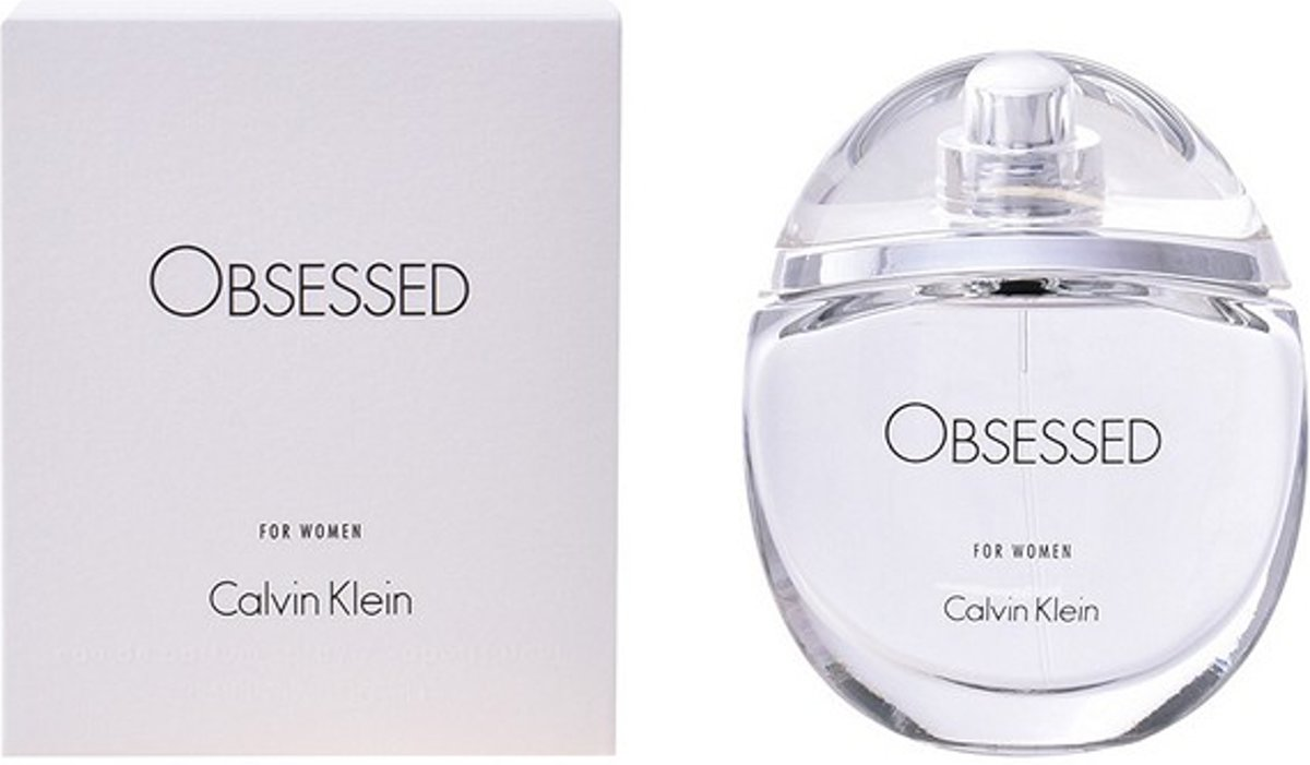 Calvin Klein Obsessed for Women - Eau de Parfum Spray 30 ml