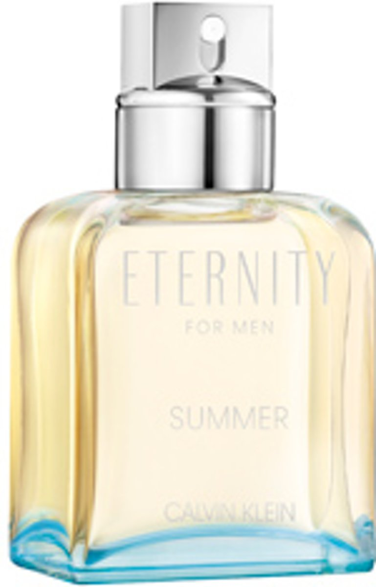 Calvin. Klein ETERNITY SUMMER FOR MEN 2019 edt spray 100 ml