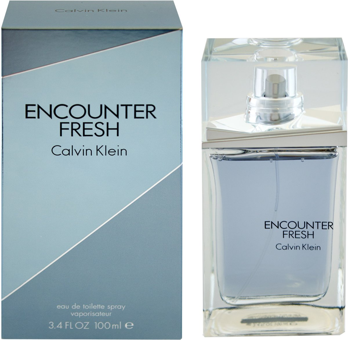 Ck encounter fresh men - 100 ml - Eeau de toilette