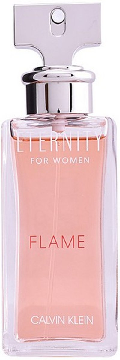 Damesparfum Eternity Flame Calvin Klein (EDP)
