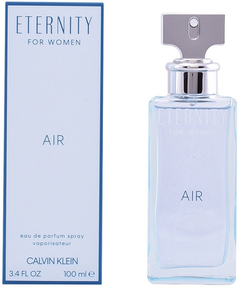 Damesparfum Eternity For Women Air Calvin Klein EDP 100ml