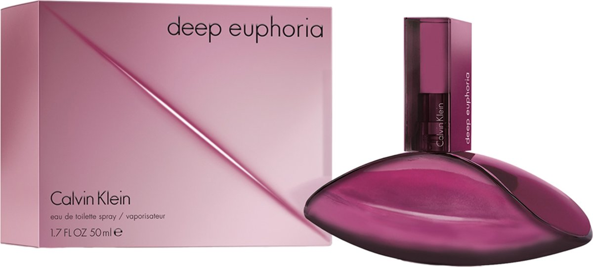 Deep Euphoria 50ml EDT Spray