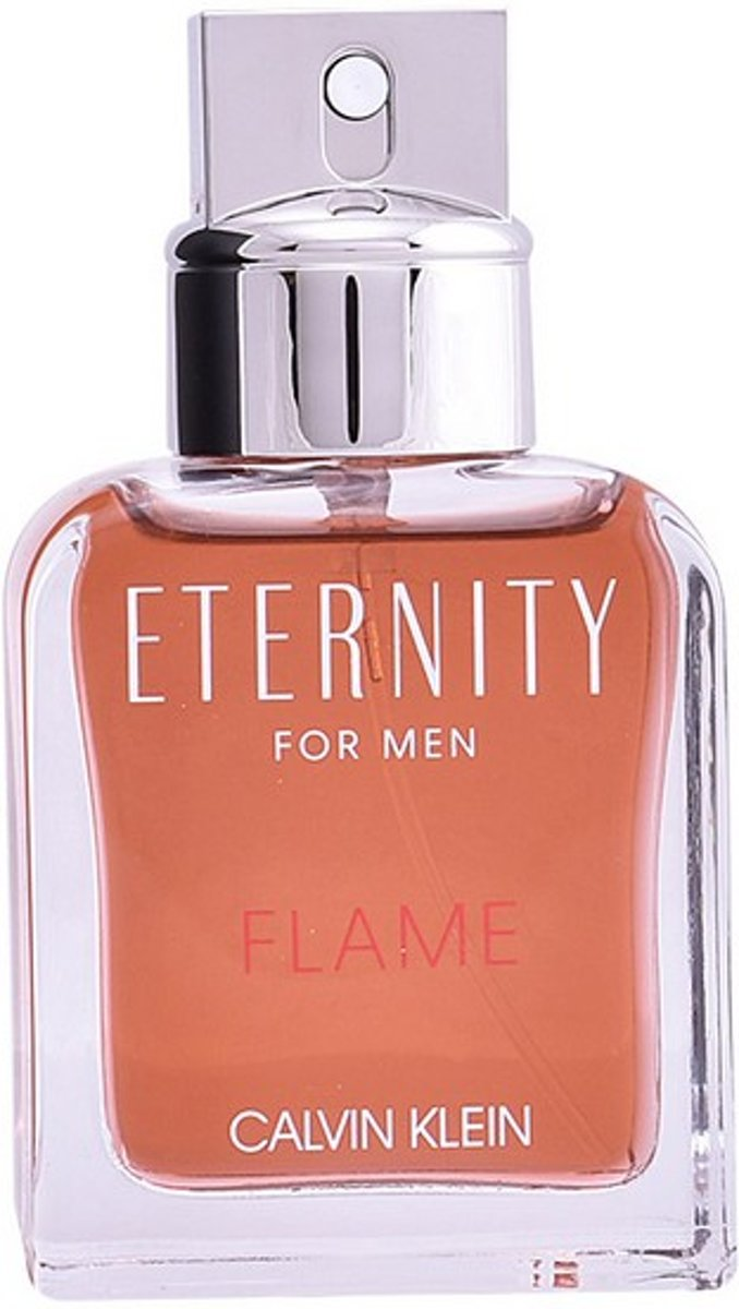 Herenparfum Eternity Flame Calvin Klein (EDT)