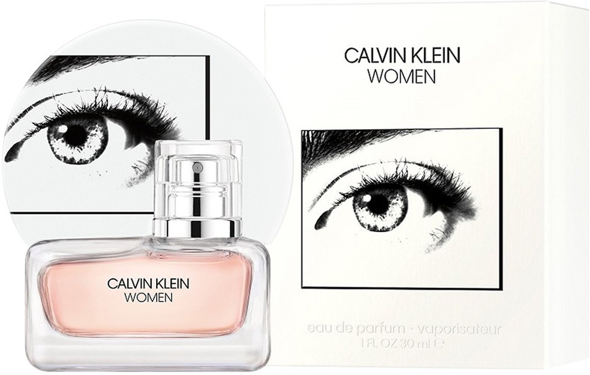 MULTI BUNDEL 2 stuks CALVIN KLEIN WOMEN Eau de Perfume Spray 30 ml