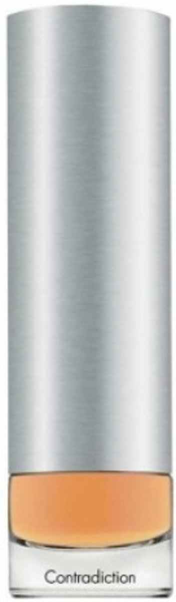 MULTI BUNDEL 2 stuks Calvin Klein Contradiction Eau De Perfume Spray 100ml