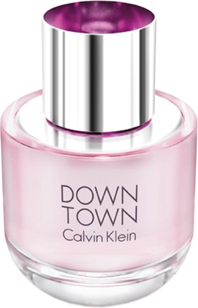 MULTI BUNDEL 2 stuks Calvin Klein Downtown Eau De Perfume Spray 90ml
