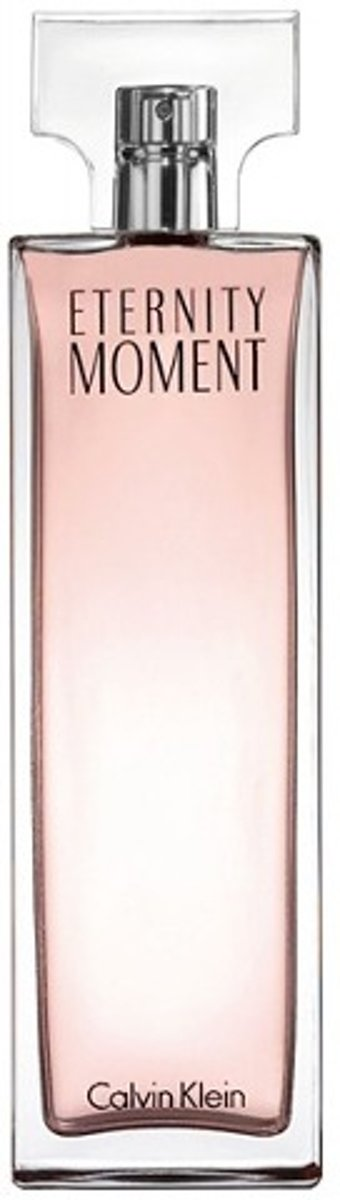 MULTI BUNDEL 2 stuks Calvin Klein Eternity Moment Eau De Perfume Spray 100ml