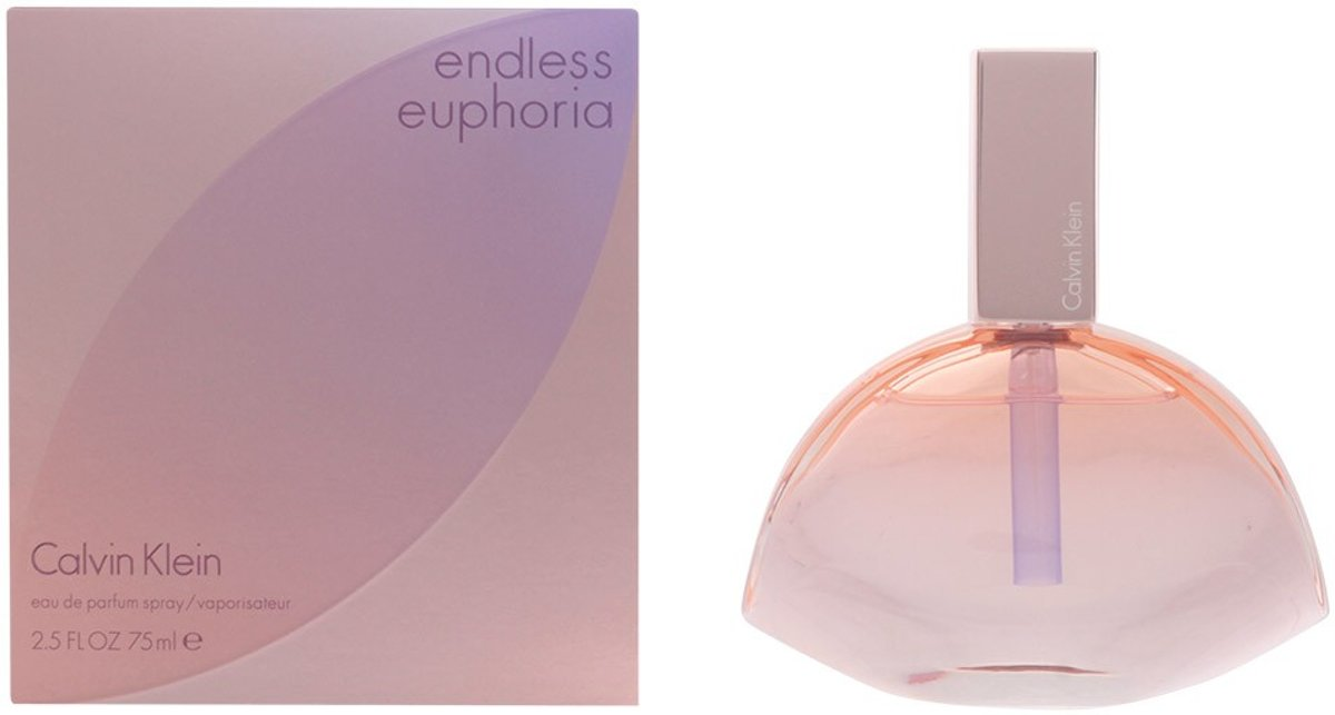 MULTI BUNDEL 2 stuks ENDLESS EUPHORIA Eau de Perfume Spray 75 ml
