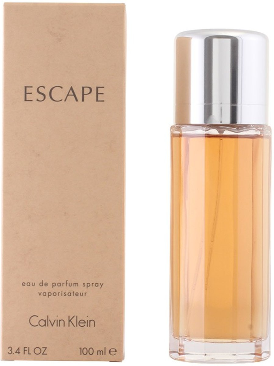 MULTI BUNDEL 2 stuks ESCAPE Eau de Perfume Spray 100 ml