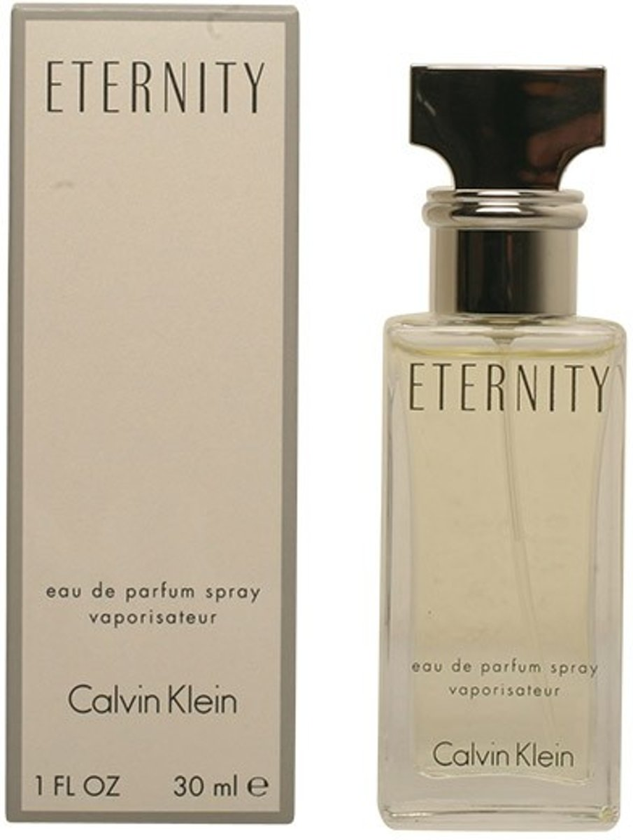 MULTI BUNDEL 2 stuks ETERNITY Eau de Perfume Spray 30 ml