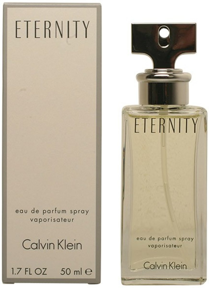 MULTI BUNDEL 2 stuks ETERNITY Eau de Perfume Spray 50 ml