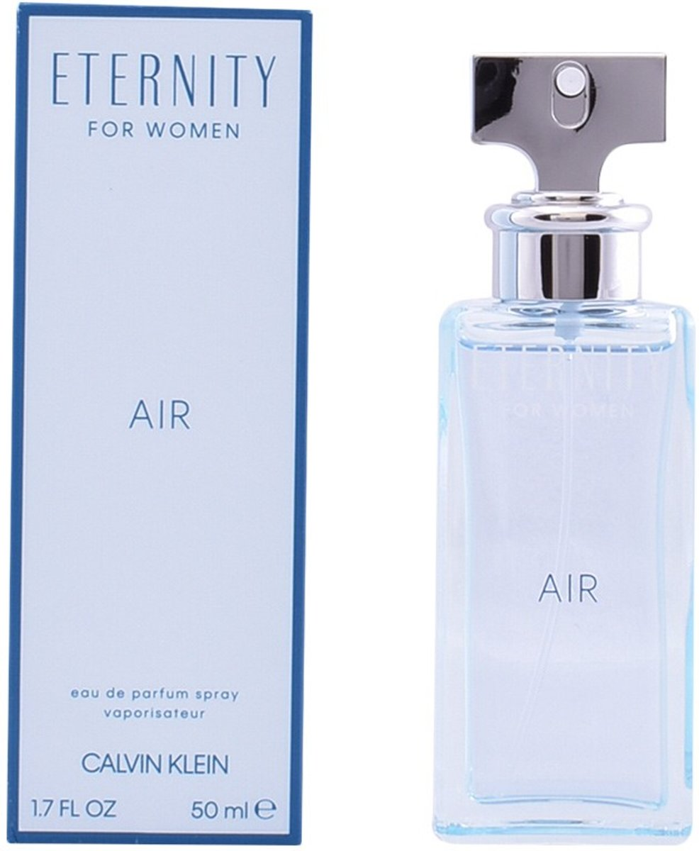 MULTI BUNDEL 2 stuks ETERNITY FOR WOMEN AIR Eau de Perfume Spray 50 ml