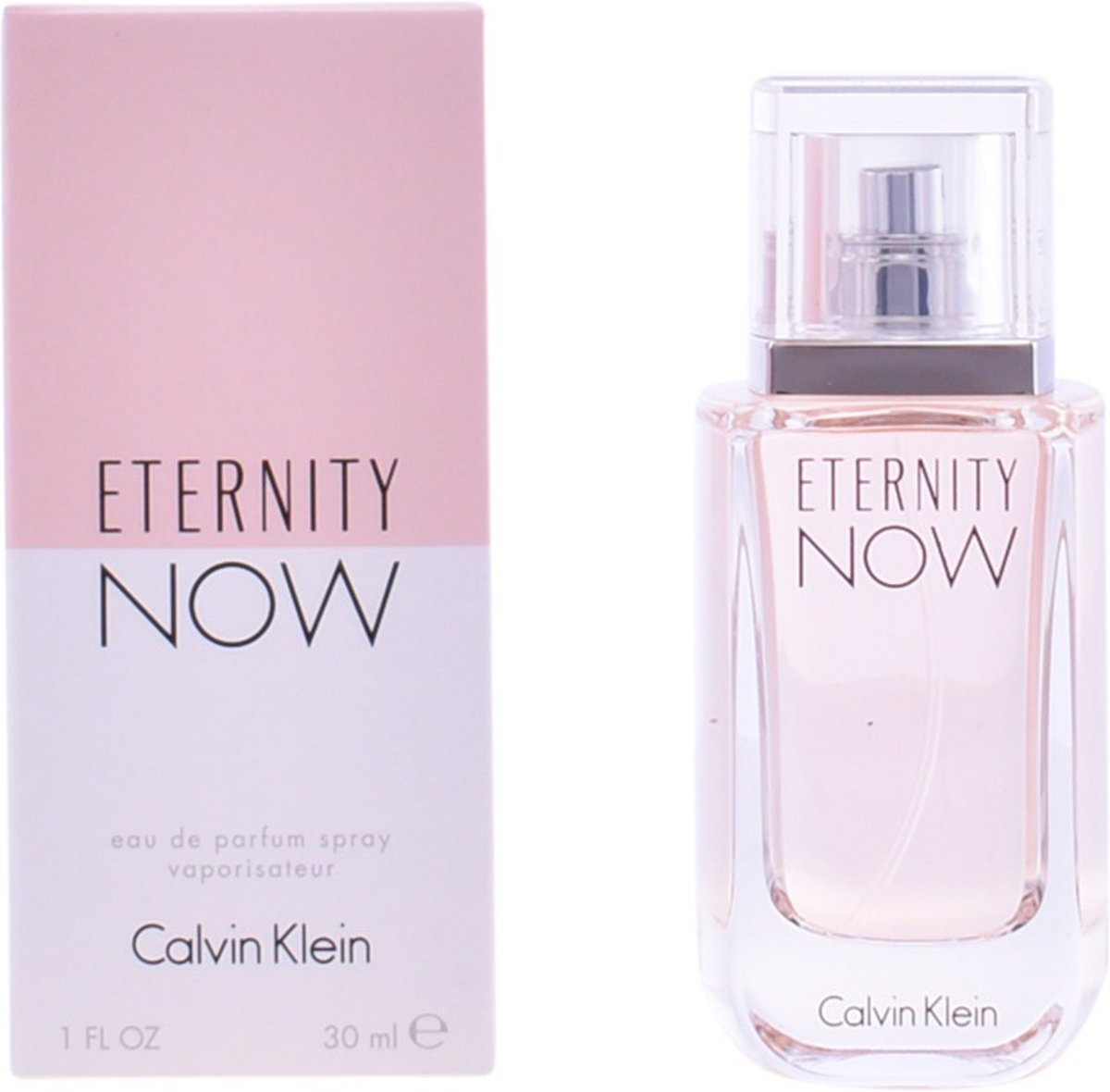 MULTI BUNDEL 2 stuks ETERNITY NOW Eau de Perfume Spray 30 ml