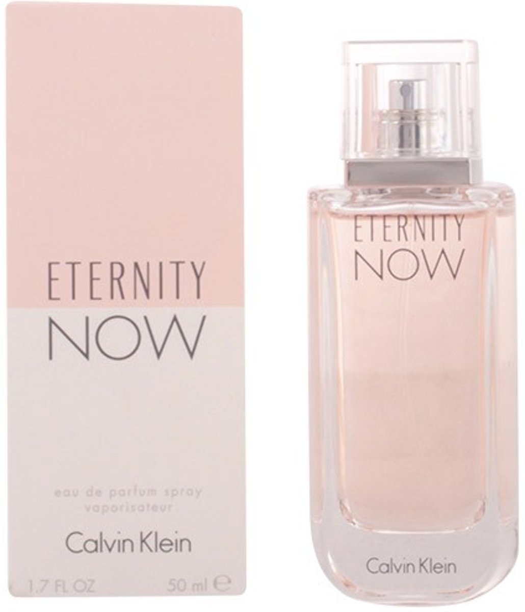 MULTI BUNDEL 2 stuks ETERNITY NOW Eau de Perfume Spray 50 ml