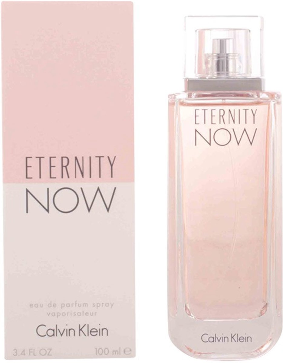 MULTI BUNDEL 2 stuks ETERNITY NOW eau de parfum spray 100 ml