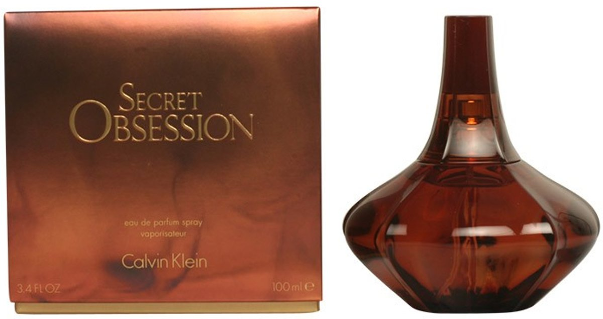 MULTI BUNDEL 2 stuks SECRET OBSESSION Eau de Perfume Spray 100 ml