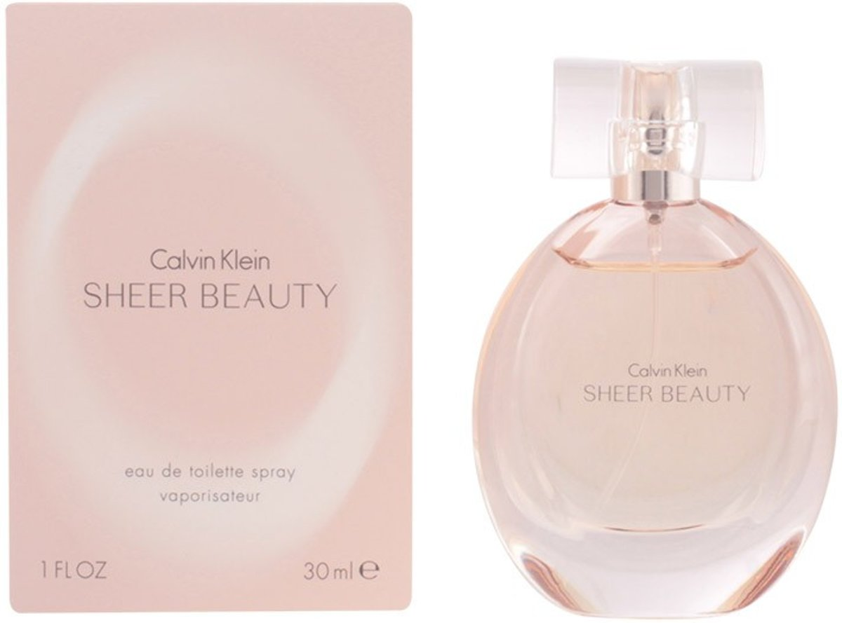 MULTI BUNDEL 2 stuks SHEER BEAUTY Eau de Toilette Spray 30 ml