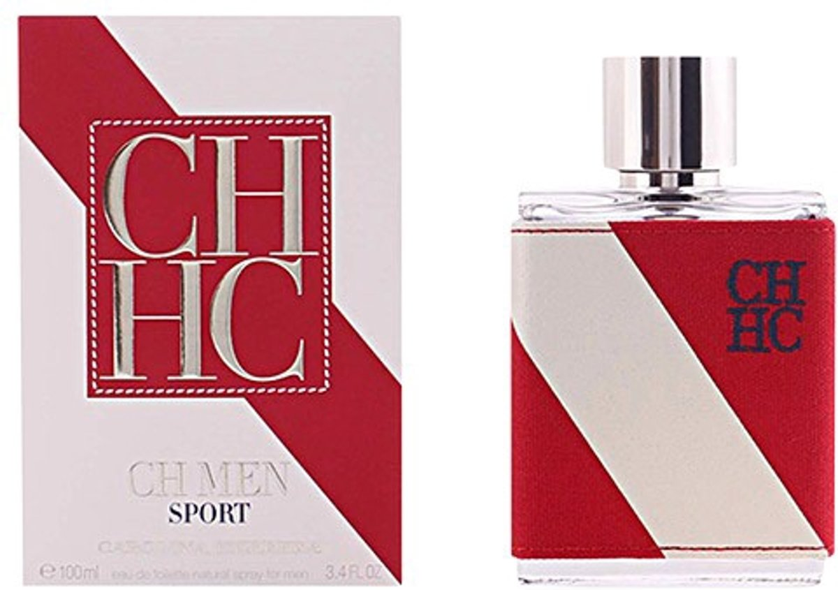 Carolina Herrera - CH MEN SPORT - eau de toilette - spray 100 ml
