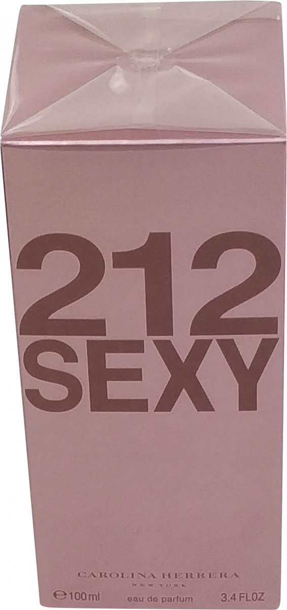 Carolina Herrera - Eau de parfum - 212 Sexy woman - 100 ml