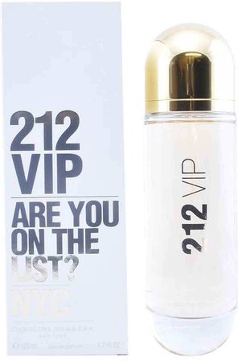 Carolina Herrera - Eau de parfum - 212 VIP woman - 125 ml