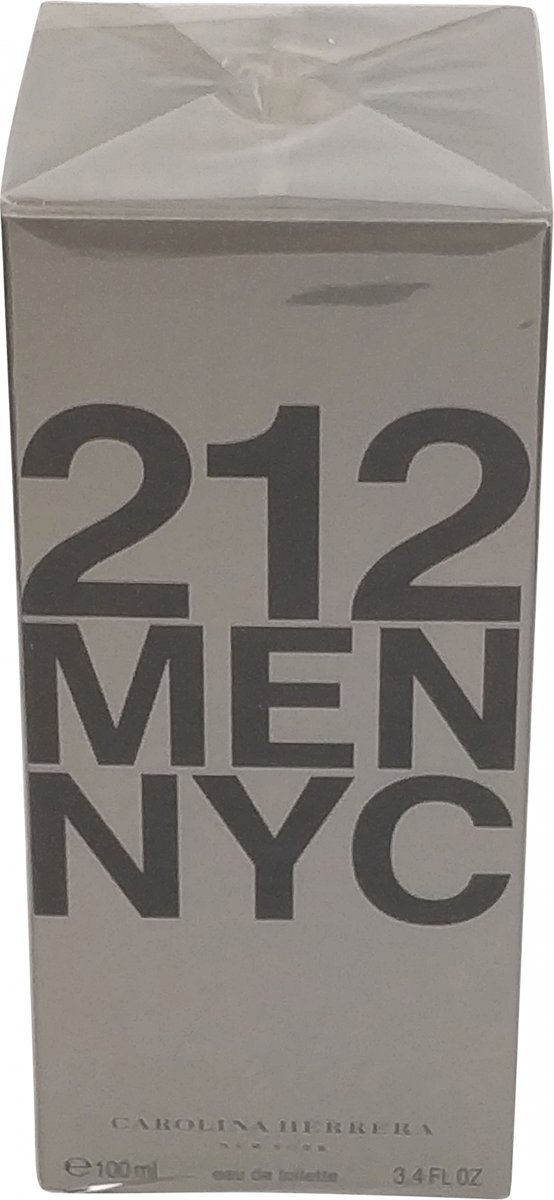 Carolina Herrera - Eau de toilette - 212 Men - 100 ml