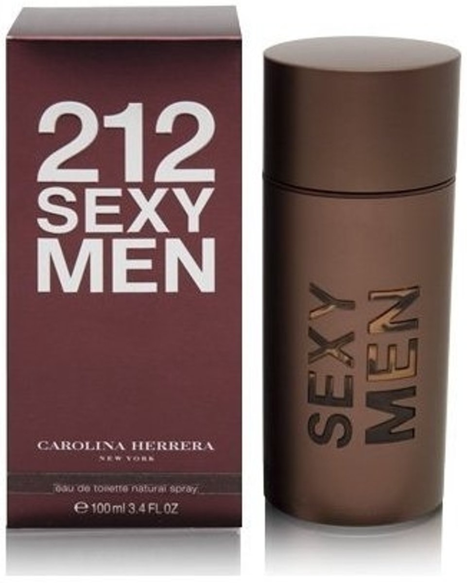 Carolina Herrera - Eau de toilette - 212 Sexy Man - 100 ml