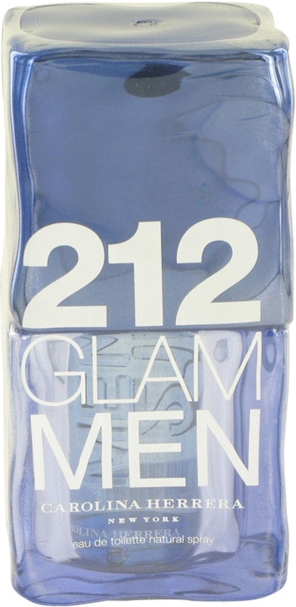 Carolina Herrera 212 Glam Men eau de toilette spray 100 ml