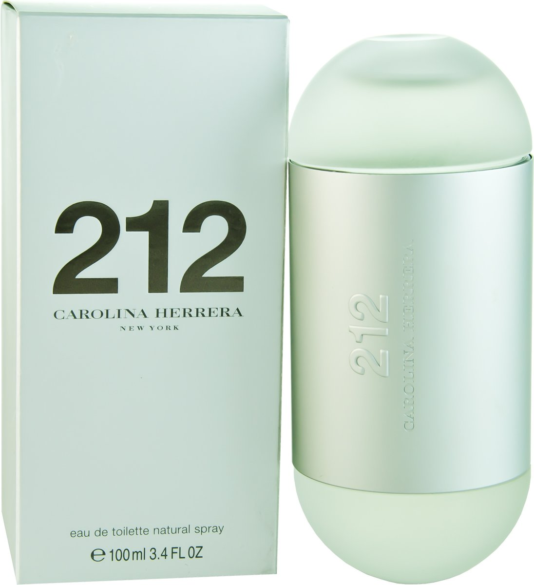 Carolina Herrera 212 Ladies 100 ml - Eau de toilette - for Women