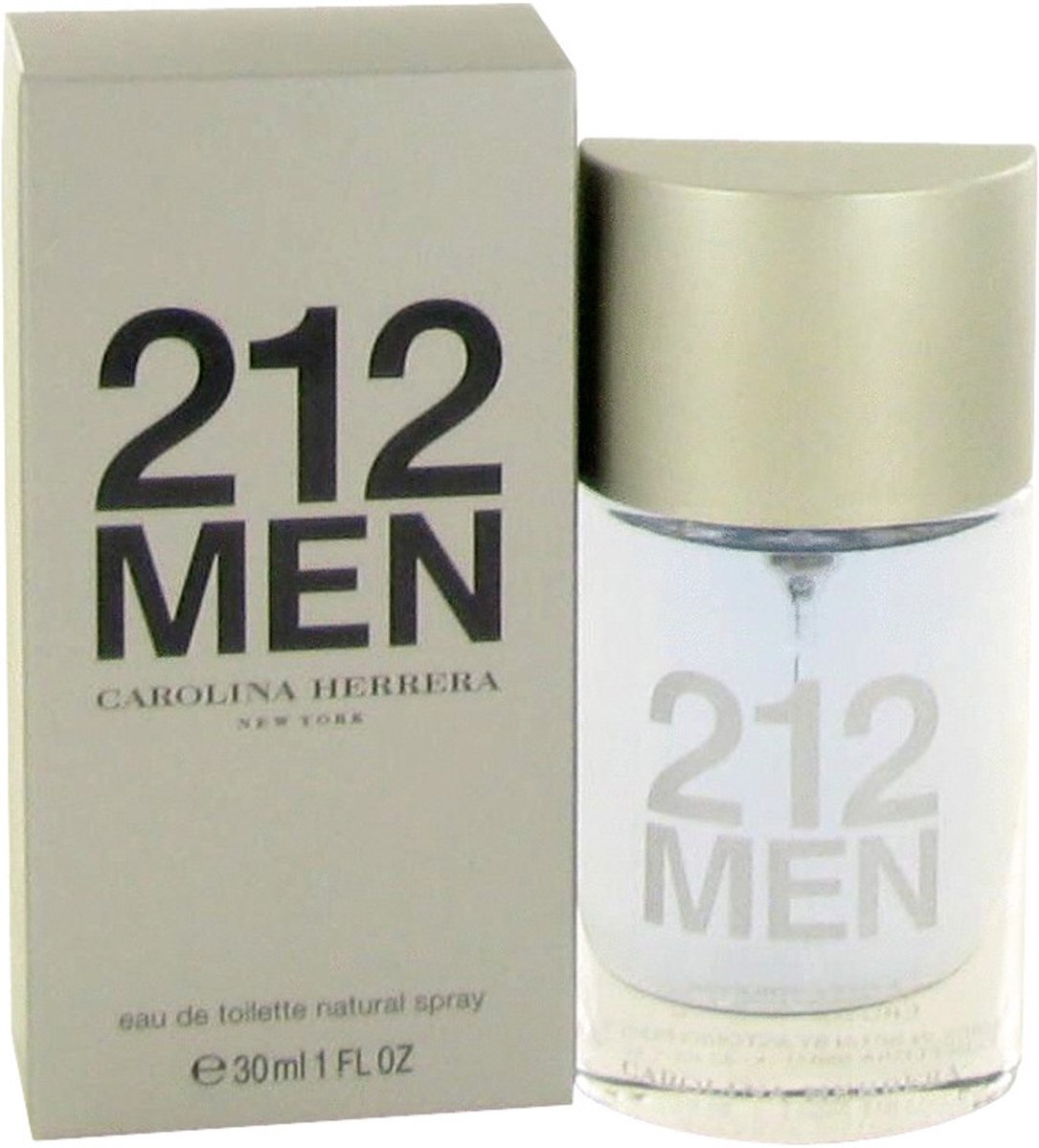 Carolina Herrera 212 Men - 30ml - Eau de toilette
