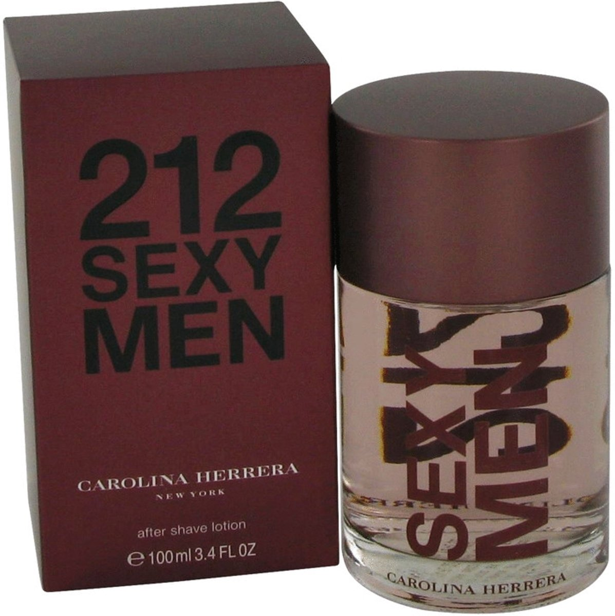 Carolina Herrera 212 Sexy 100 ml - After Shave Men