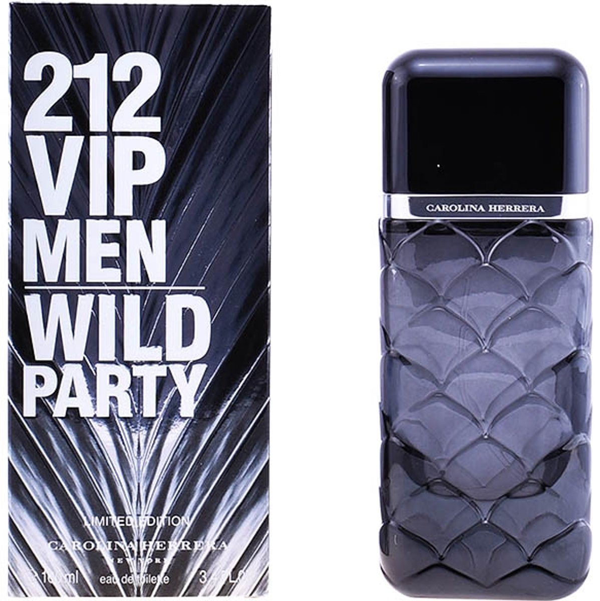 Carolina Herrera 212 VIP Men Wild Party - 100 ml - eau de toilette