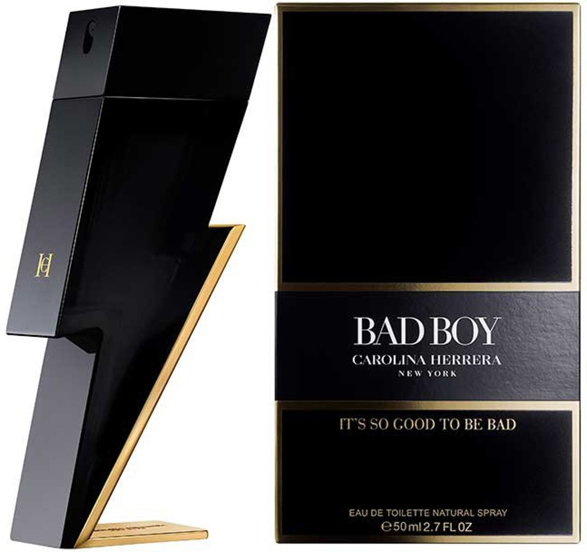 Carolina Herrera BAD BOY edp spray 50 ml