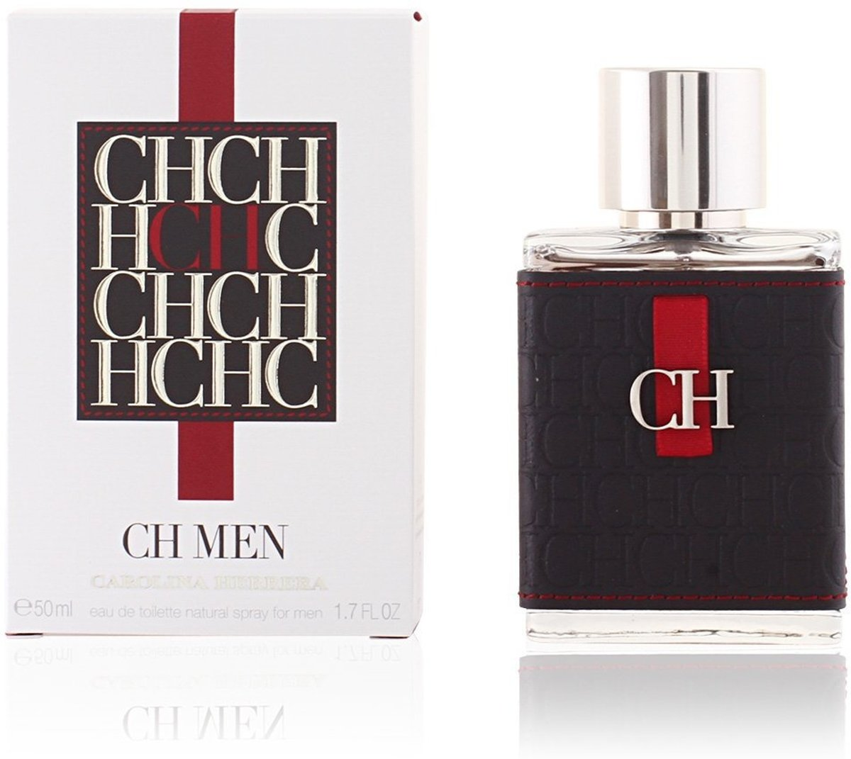 Carolina Herrera CH Men - 50 ml - Eau de toilette