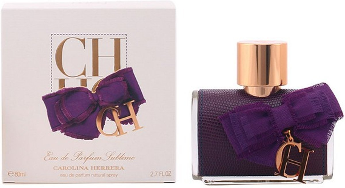 Carolina Herrera CH Sublime - 50 ml - Eau de parfum