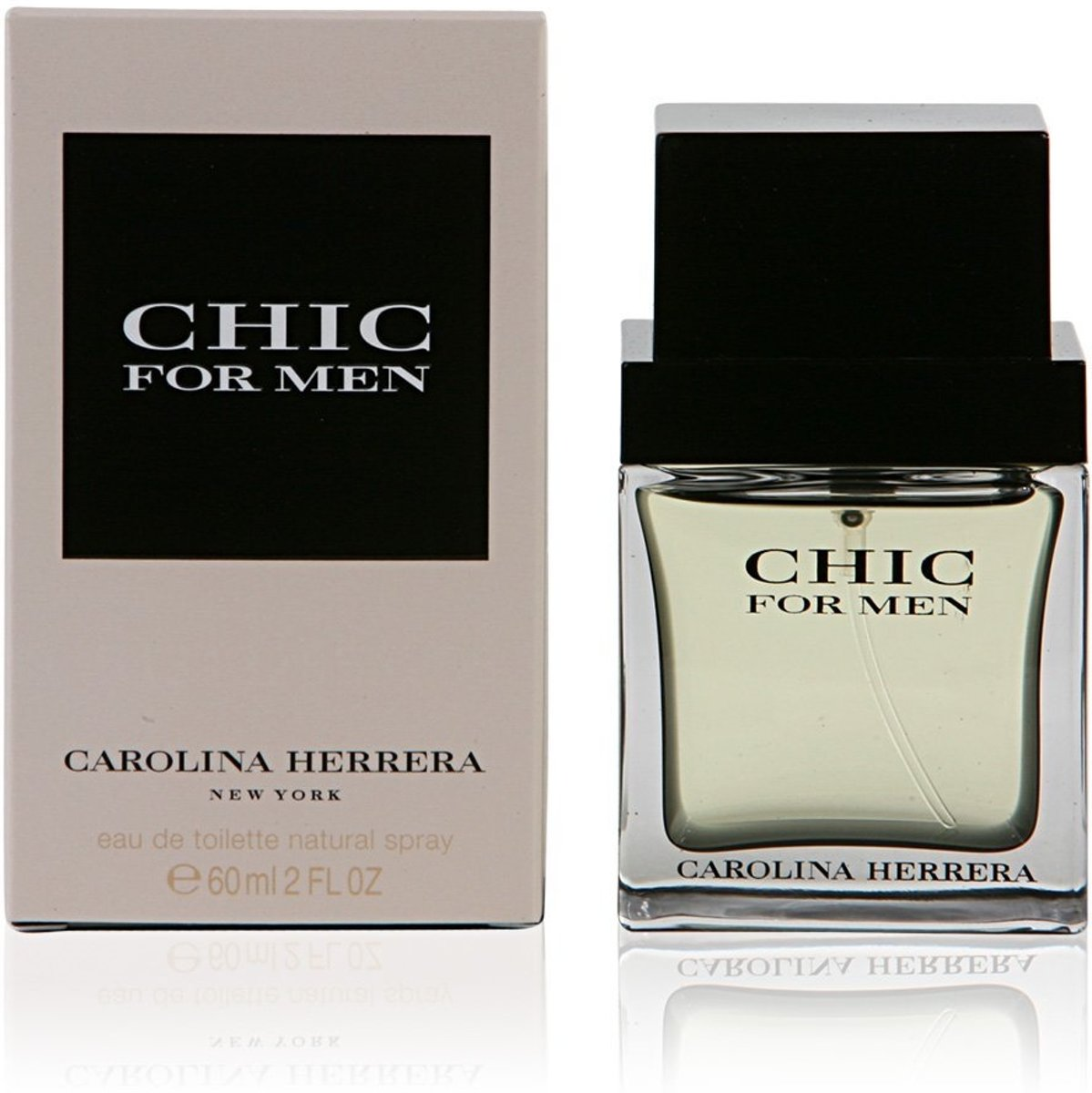 Carolina Herrera Chic - 60 ml - Eau de toilette