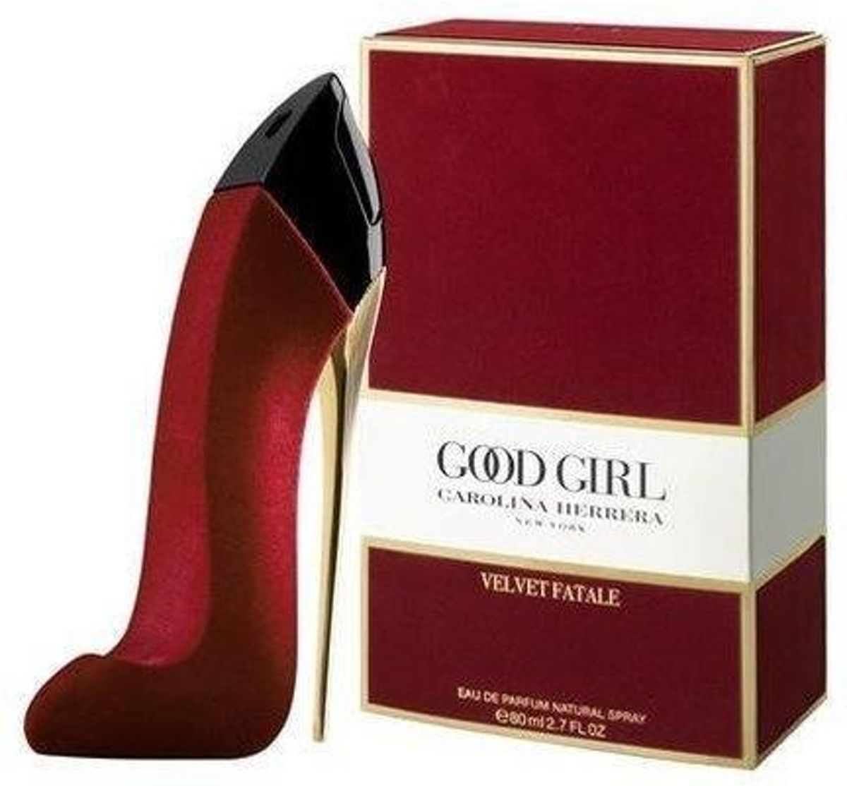 Carolina Herrera Good Girl Velvet Fatale Eau de Parfum 80ml Spray