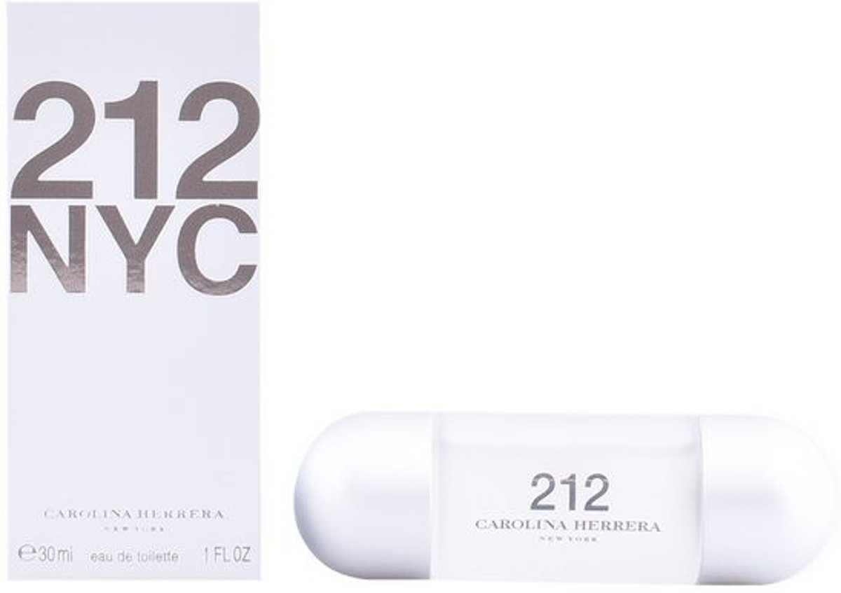 Damesparfum 212 Nyc For Her Carolina Herrera EDT (30 ml)