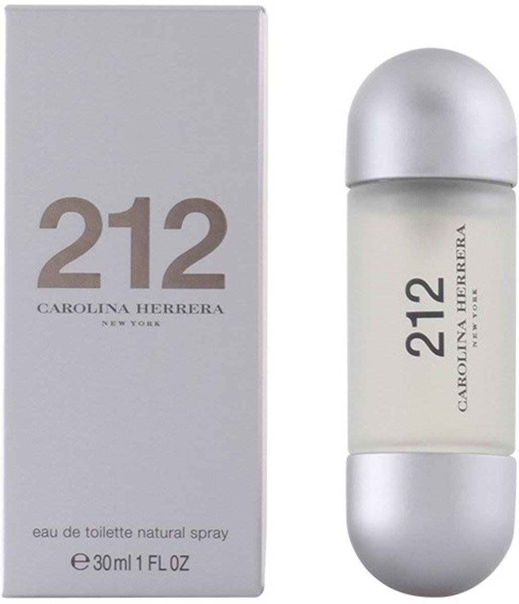 MULTI BUNDEL 2 stuks 212 NYC FOR HER Eau de Toilette Spray 30 ml
