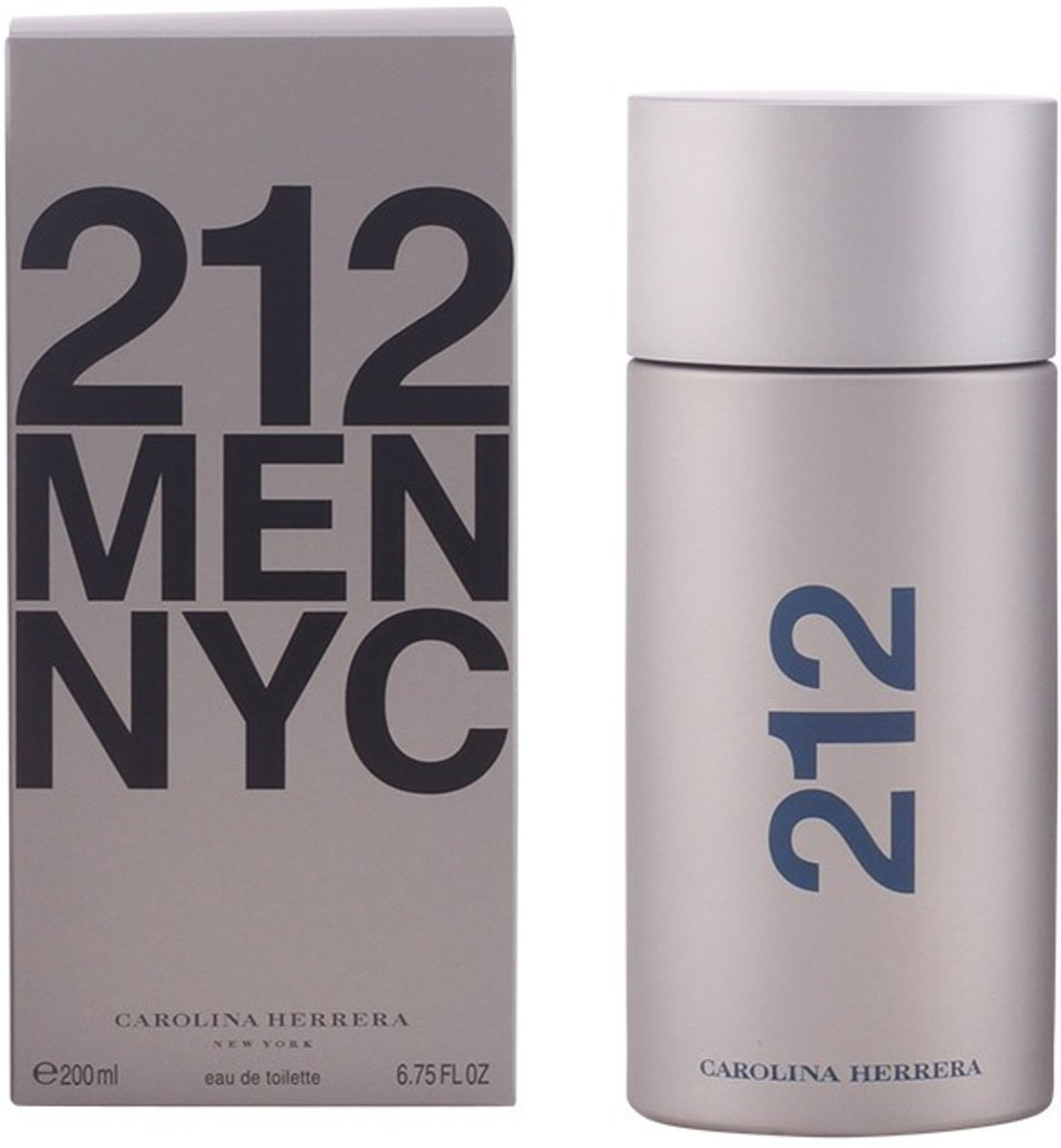 MULTI BUNDEL 2 stuks 212 NYC MEN Eau de Toilette Spray 200 ml