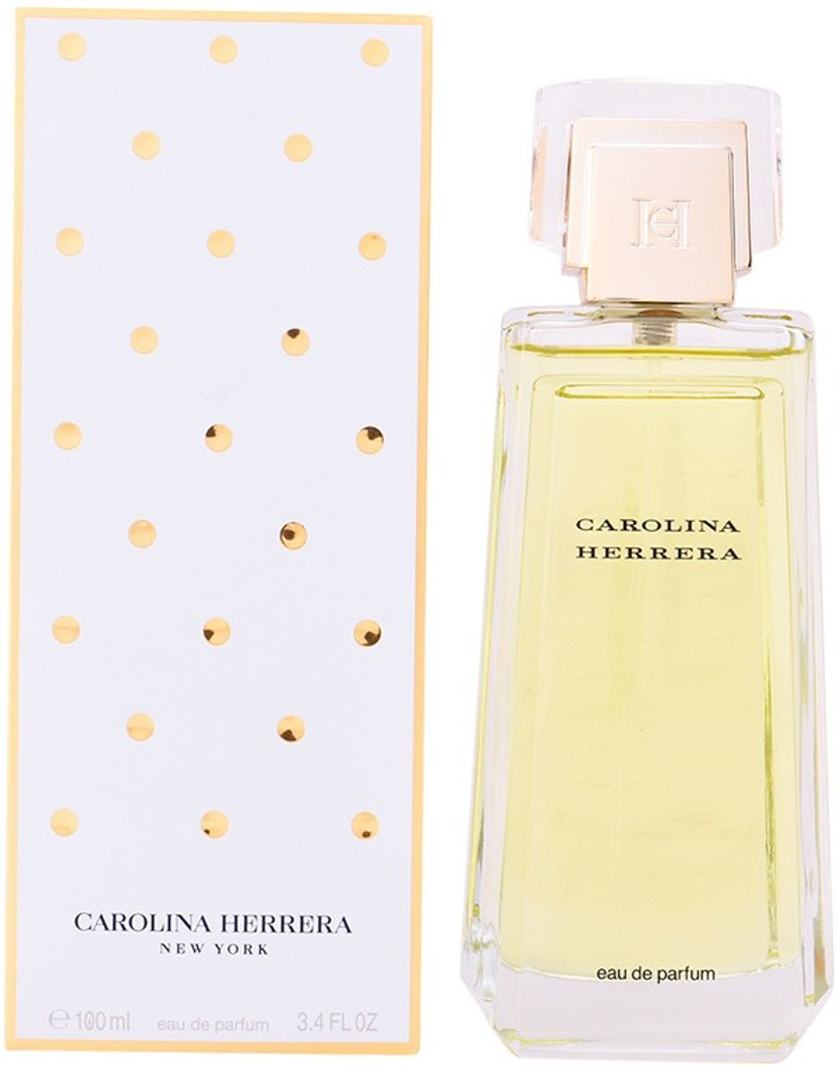MULTI BUNDEL 2 stuks CAROLINA HERRERA Eau de Perfume Spray 100 ml