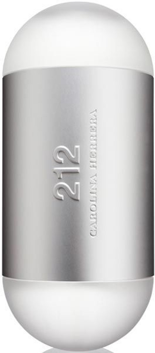MULTI BUNDEL 2 stuks Carolina Herrera 212 Nyc Eau De Toilette Spray 60ml