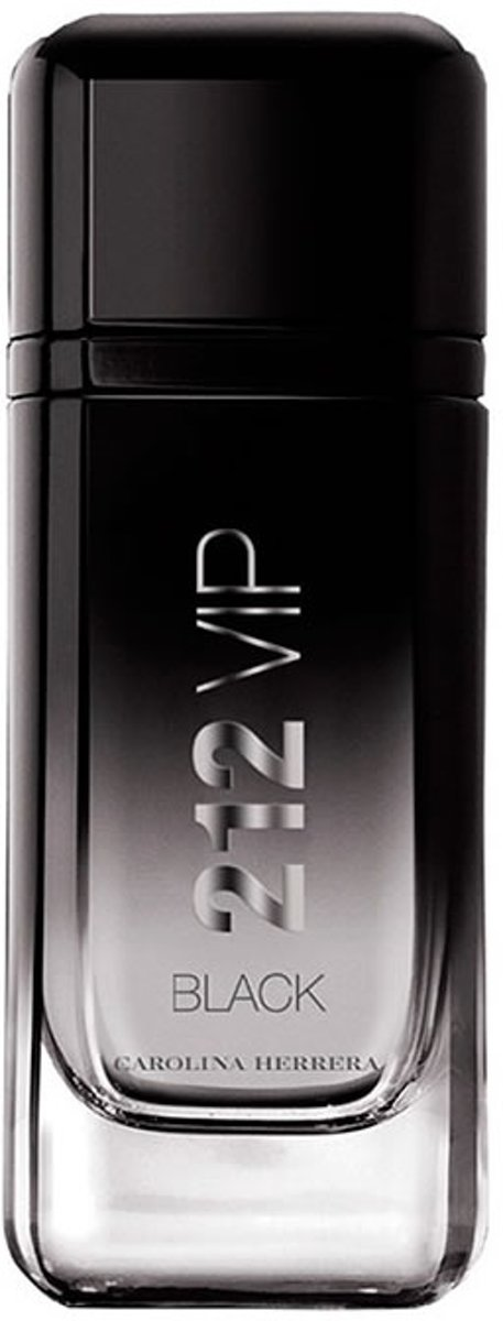 MULTI BUNDEL 2 stuks Carolina Herrera 212 Vip Black Men Eau De Perfume Spray 100ml