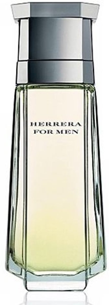 MULTI BUNDEL 2 stuks Carolina Herrera Herrera For Men Eau De Toilette Spray 50ml