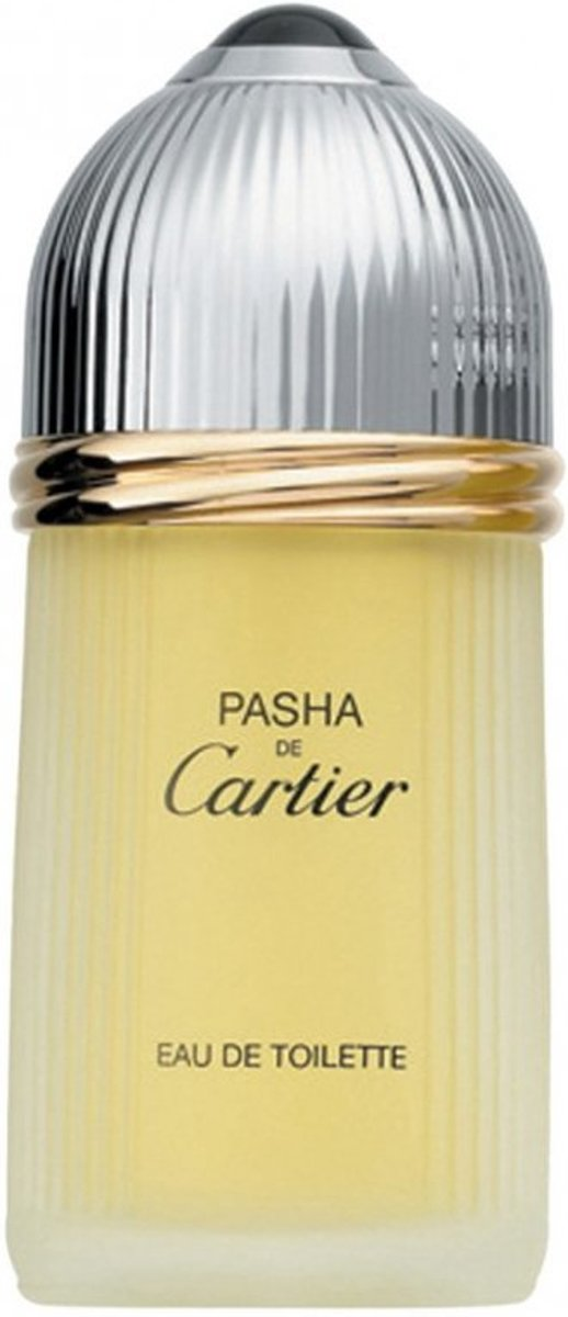 Cartier Pasha De Cartier - 50 ml - Eau de toilette