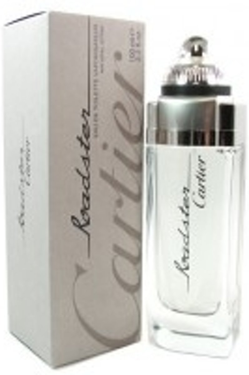 Cartier Roadster - 50 ml - Eau De Toilette